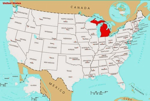 Michigan Eyaleti Neresi
