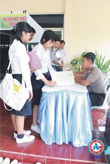 Polda NTB Buka Pendaftaran Brigadir Polisi Tahun 2012, Dijamin Transparan