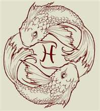 Pisces Koi Fish Tattoo