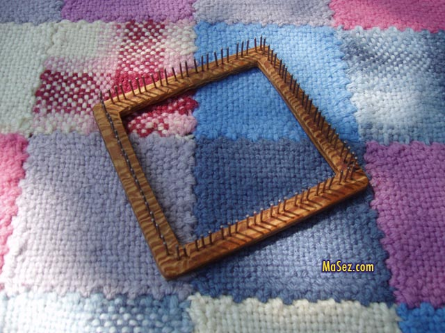 Рамки для вязания своими руками 555