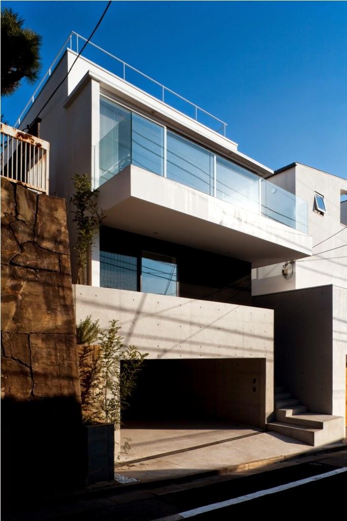 Rumah Minimalis 3 Lantai 6