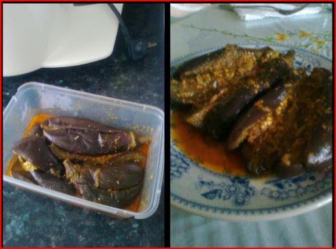 El rincon de mi cocina berenjenas enteras en vinagre for Cocinas enteras