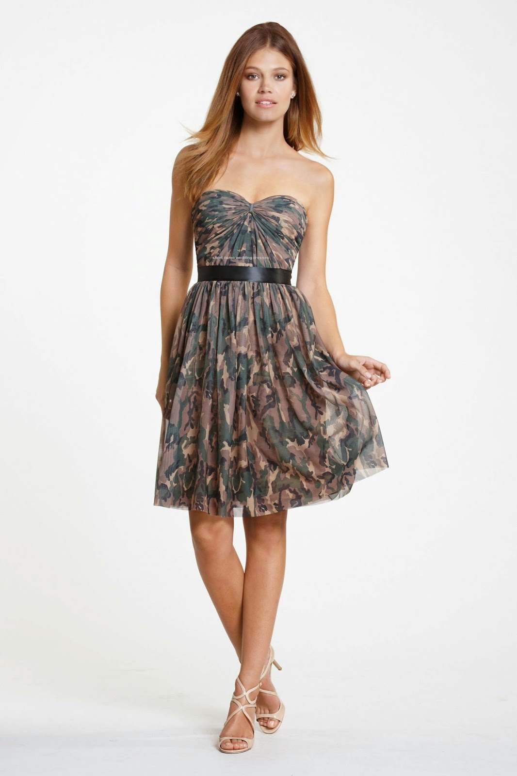 Camo And Pink Wedding Dresses 33 New