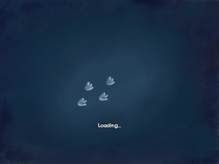 loading page