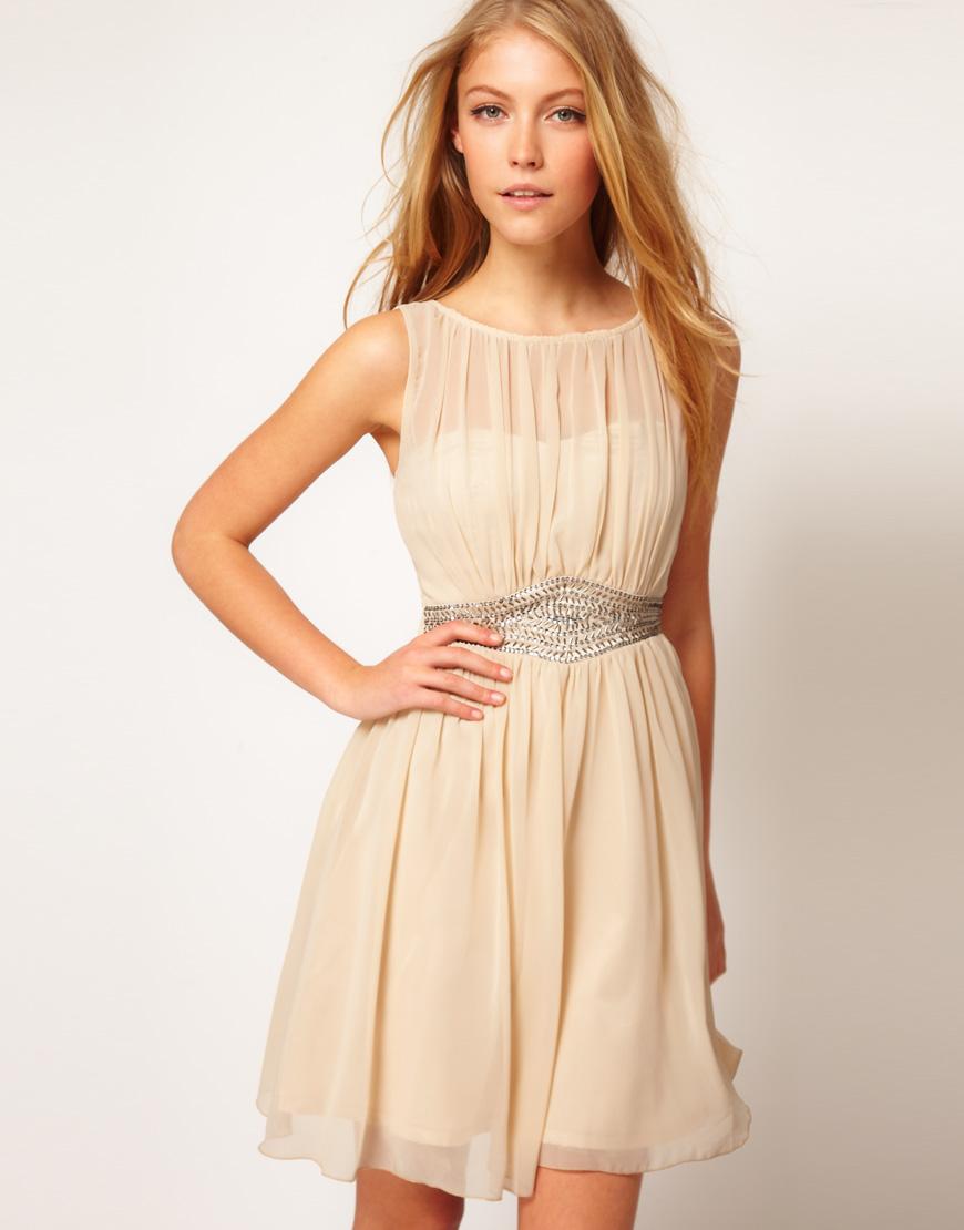 Фото короткие платья из шифона