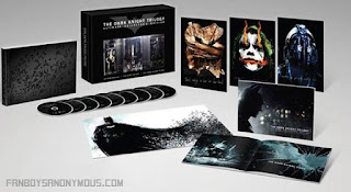 Buy Dark Knight Trilogy Collector's Edition Online