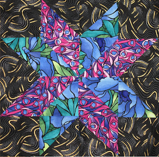 A Joyous Celebration Star Quilt Pattern - All About Quilting, with