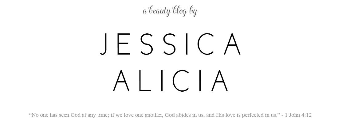 ∞A Beauty Blog by Jessica Alicia