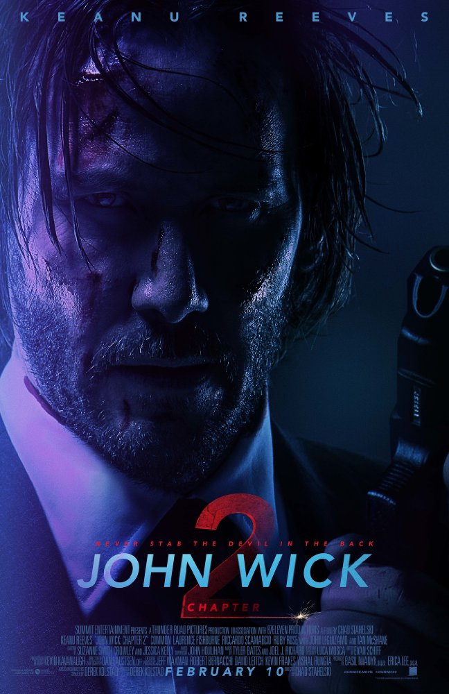 John Wick Chapter 2 2017 720p x264 Esub BluRay 5 1  Dual Audio English Hindi GOPISAHI