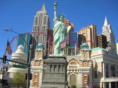 Hotel New York - Las Vegas- que visitar