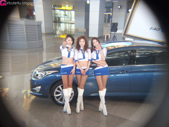 2 Jo Sang Hi - Hyundai's iday 2012-very cute asian girl-girlcute4u.blogspot.com