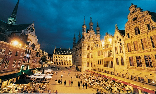 Superb and Divine: 11 Top Locations in Belgium Brussels Belgium Leuven Belgium