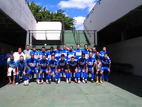 Jogo Santa Terezinha Campeão Taça Palácio 2011