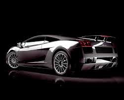 lamborghini gallardo wallpaper black