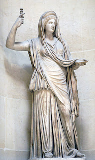 Greek goddess Hera, Queen of the Gods