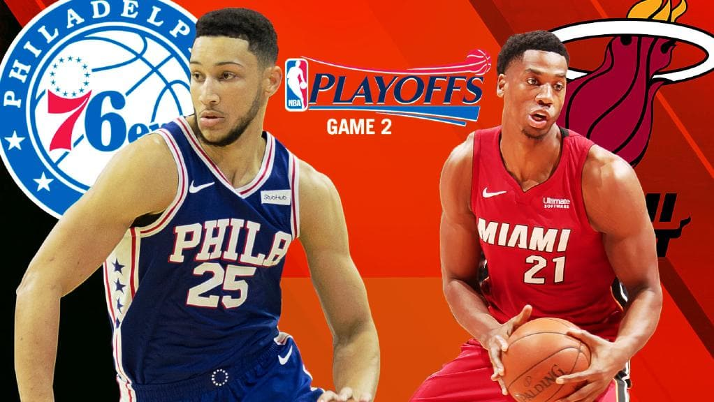 2018 NBA Playoffs: Watch 76ers vs. Heat Game 2 LIVESTREAM SHOW DESCRIPTION: The 2018 NBA Playoffs is the postseason tournament of the National Basketball Association's 2017–18 season. The playoffs began […]