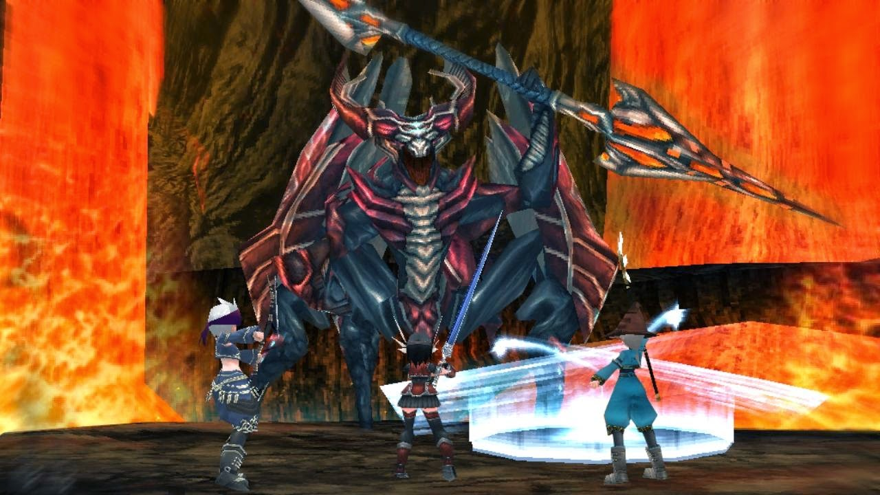 RPG IRUNA Online MMORPG Apk