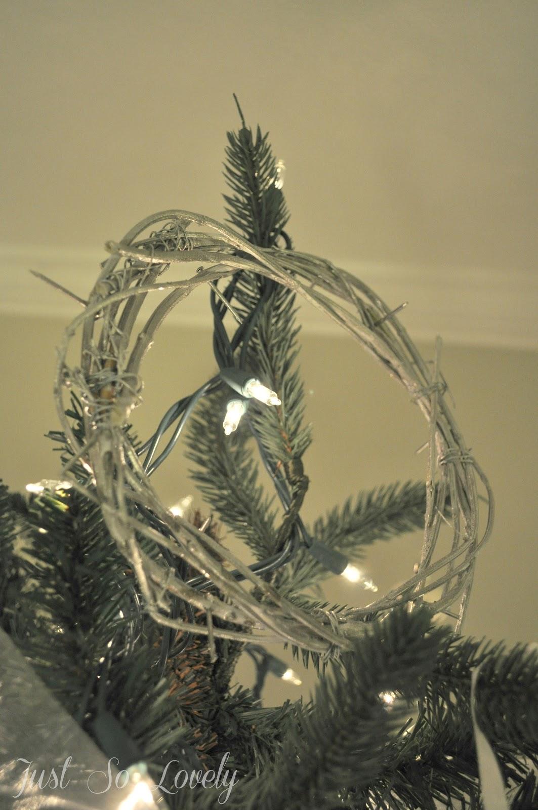 Small Christmas Tree Topper