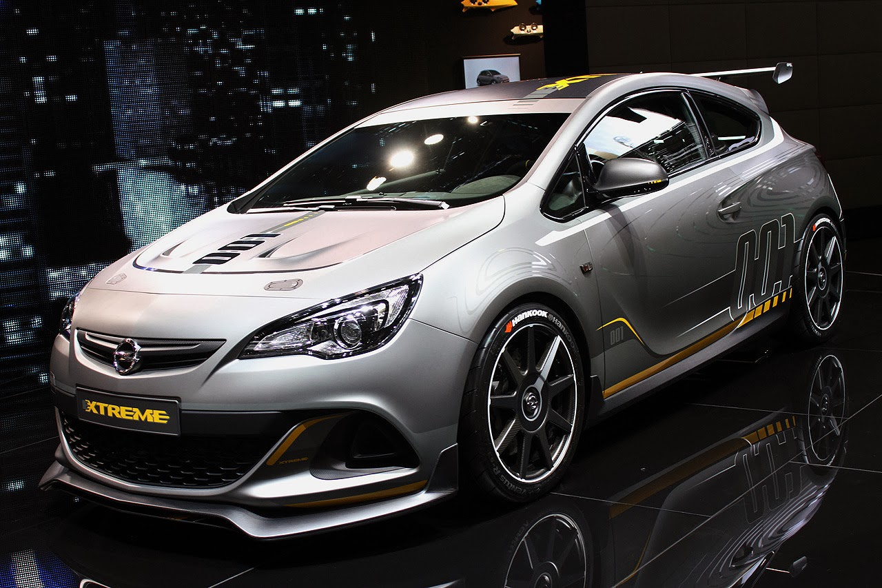 automotiveblogz opel astra opc extreme geneva 2014 photos. Black Bedroom Furniture Sets. Home Design Ideas