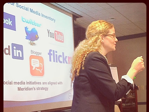 Social Media and Managing an Online Community Presentation