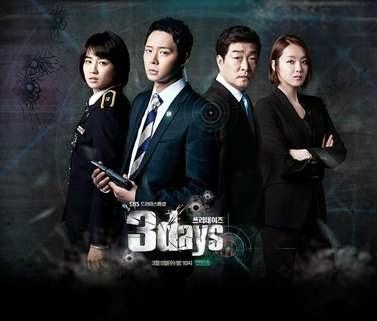 Three Days - 5 Drama Korea Terpopuler Tahun 2014