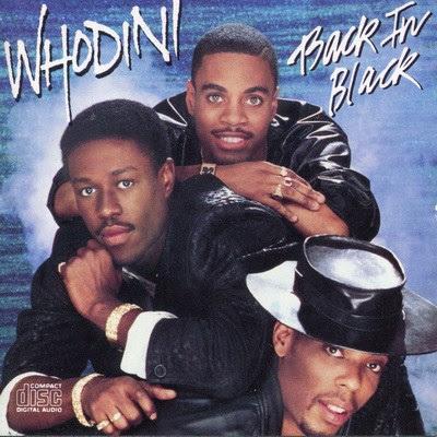 Whodini - Back In Black (1986) Flac