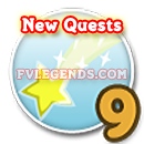 FarmVille Meteor Shower Quests Icon New