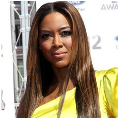 Movie celebrity, Kenya Moore has been evicted from her Atlanta home.