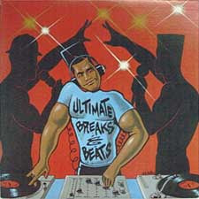 Ultimate Breaks And Beats Vol 21 (1989) (Vinyl) (192kbps)