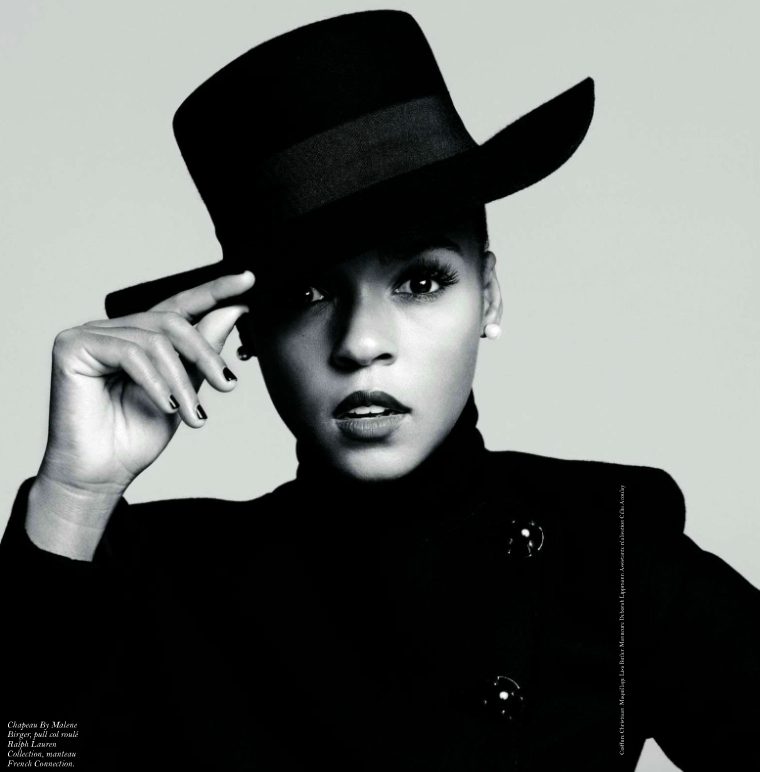 ... Kravitz, Ciara, Kanye West, And Janelle Monae Featured In French Vogue