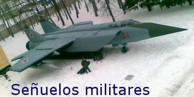 Señuelos militares