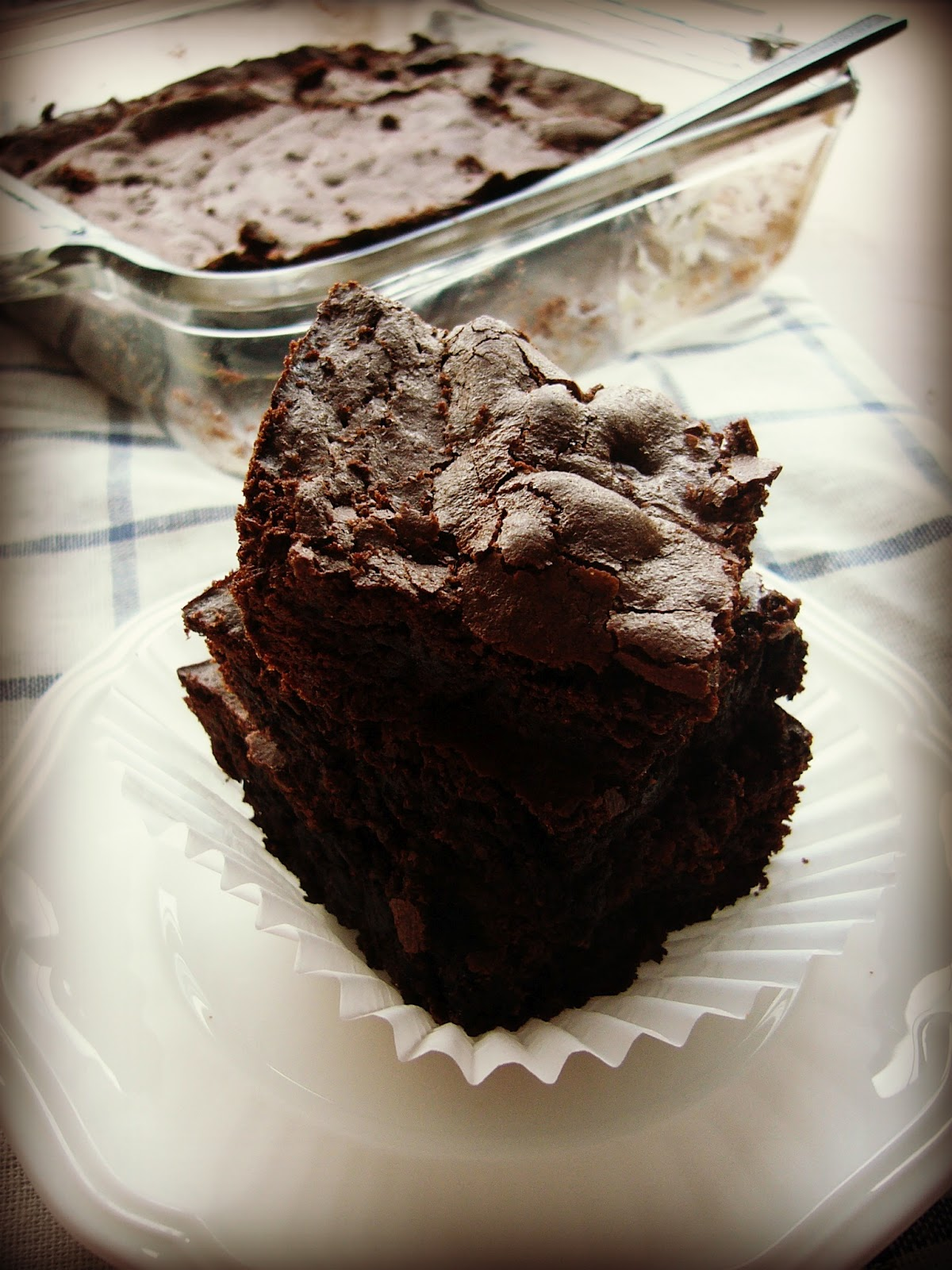 Gluten Free Pantry Chocolate Truffle Brownies - The Best of this Life