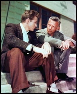 Nicholas Ray (1911-1979) y James Dean