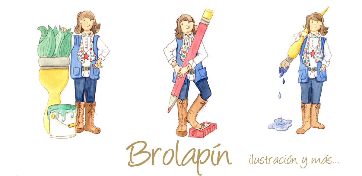 Brolapin - El blog de las ilustraciones, fotografías, labores y las manualidades