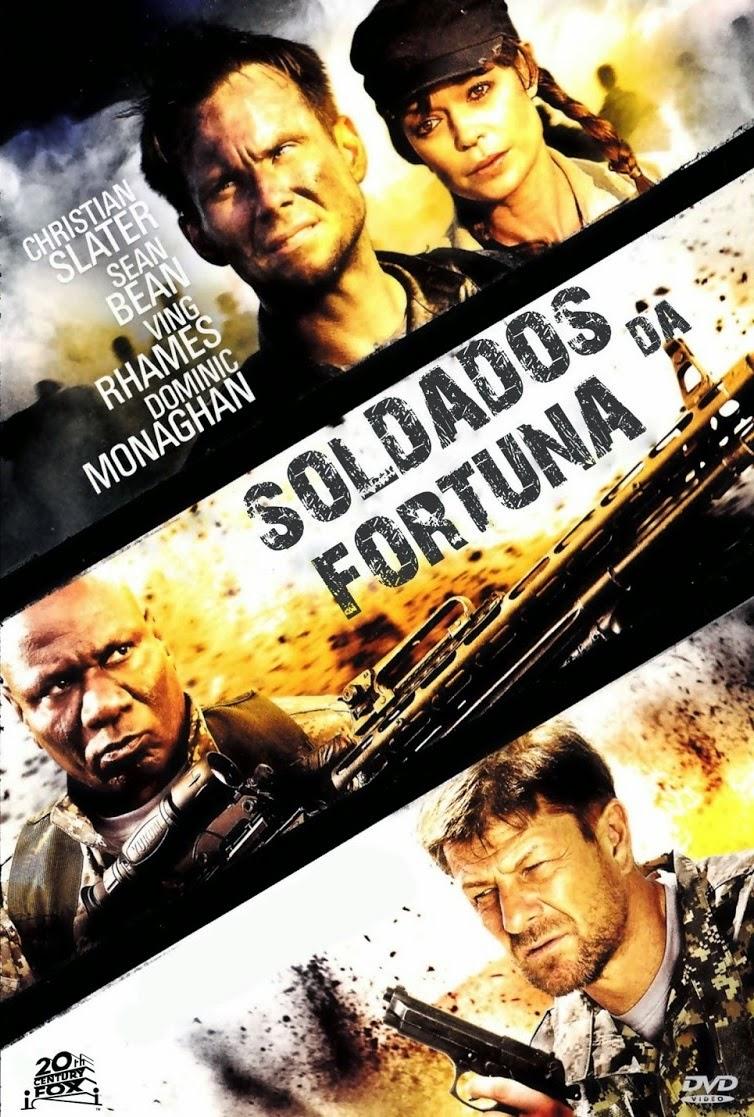 Soldados da Fortuna – Dublado (2012)