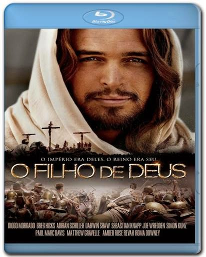 O Filho de Deus AVI BDRip Dual Audio + Bluray 720p e 1080p