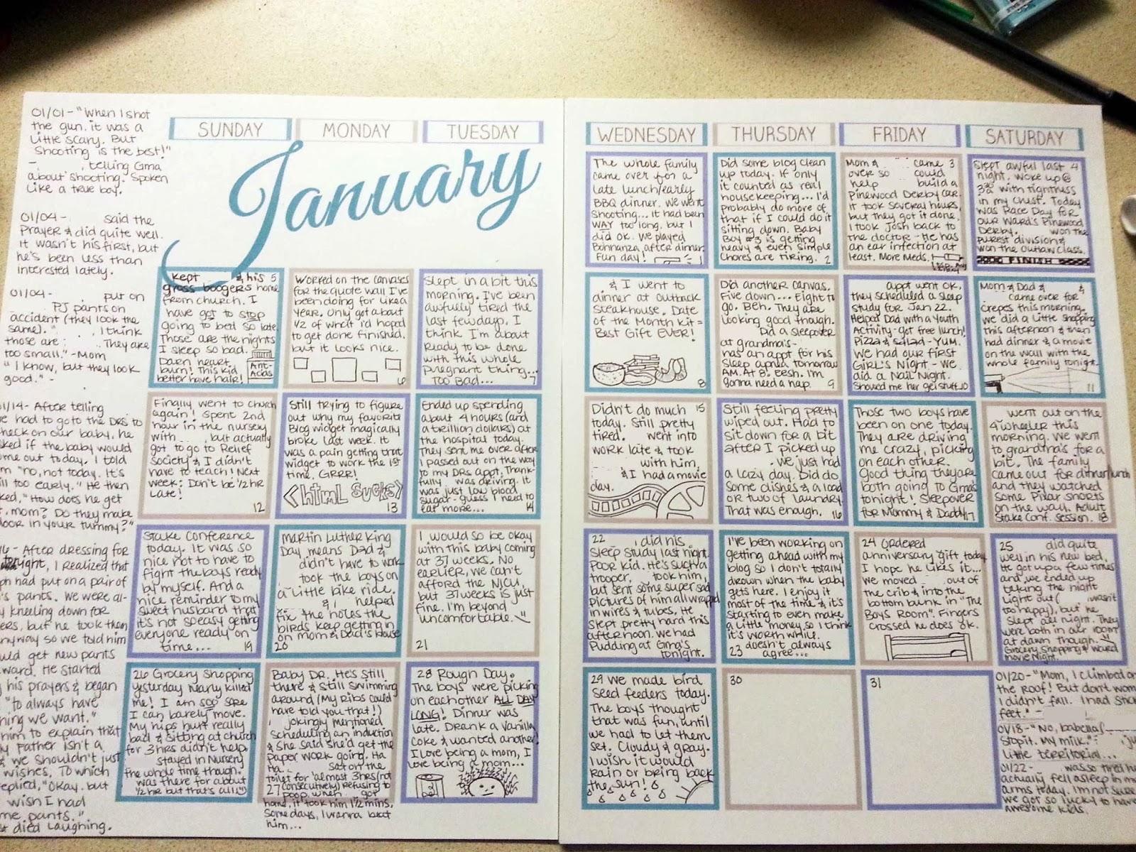 Printable 8x10 2016 Calendars February   Calendar Template 2016