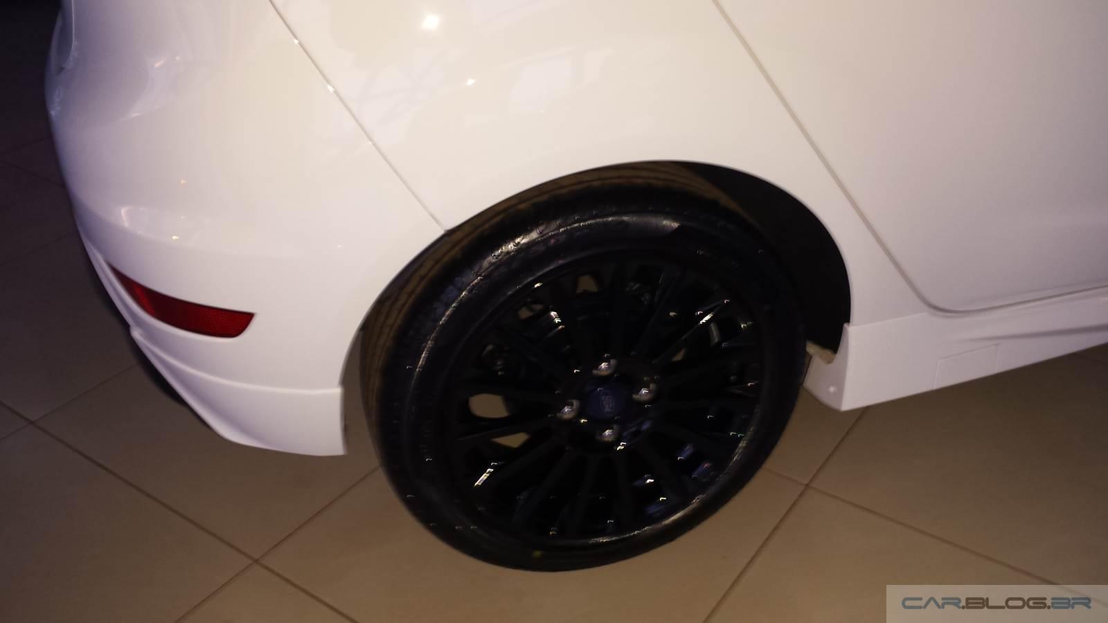 New Fiesta Sport 2016 - Branco