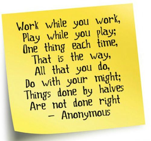 Poems And Quotes About Work. QuotesGram