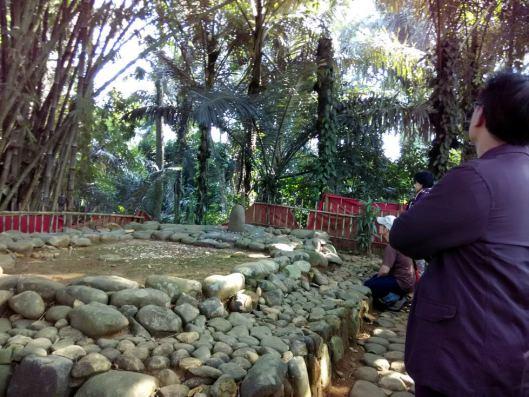 Situs Cipaku Penyangga Keseimbangan Alam Semesta