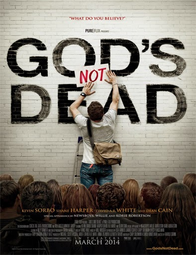 Ver Dios no esta muerto (God's Not Dead) (2014) Online
