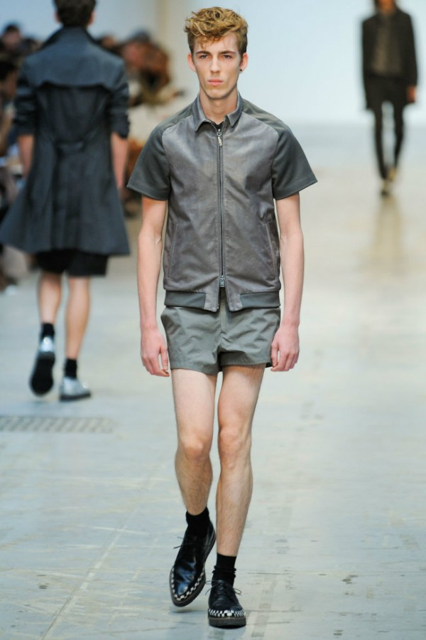 Costume National shorts for men
