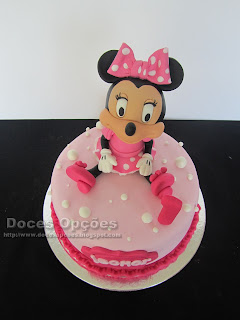 cake minnie disney