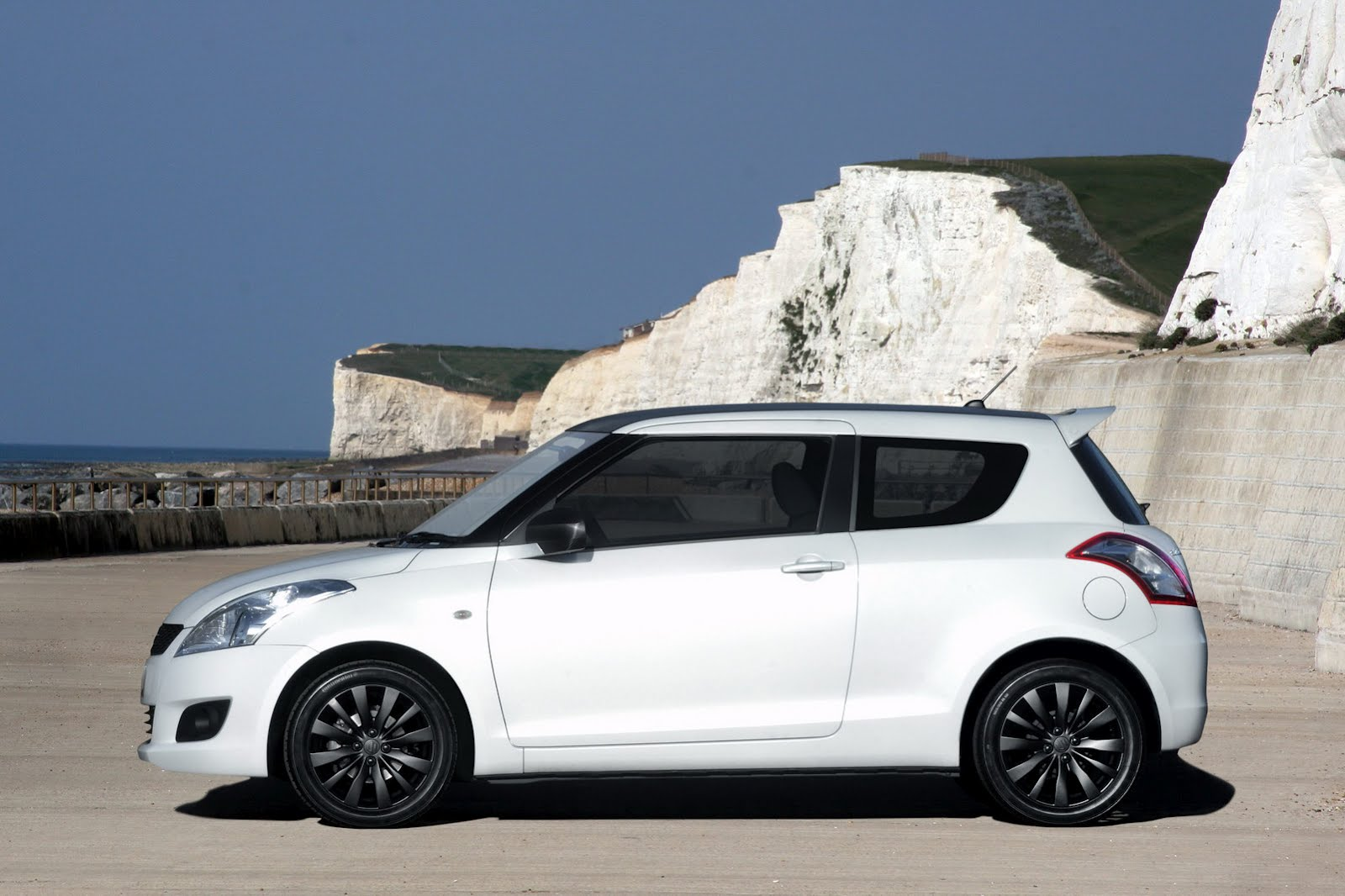 All About Ducati 2012 Suzuki Swift Attitude UK Edition