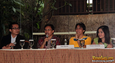 Kak Zepe in Children Songs Gathering with Mr. Putut, Kak Nunu, Kak Tasya