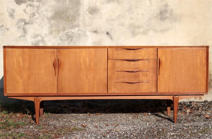 Chicbaazar objets vintage 50 60 70 superbe enfilade - Boutique scandinave en ligne ...