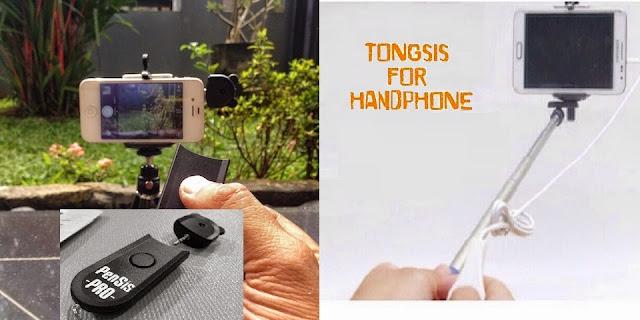 tongsis dan tongsis alat bantu berfoto selfie