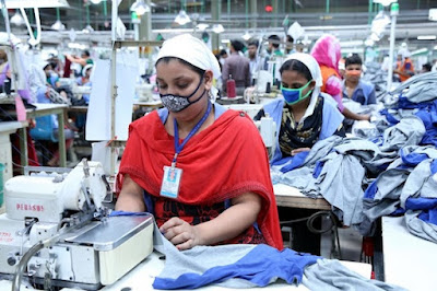 Bangladeshi Ready–Made Garments (RMG) industry