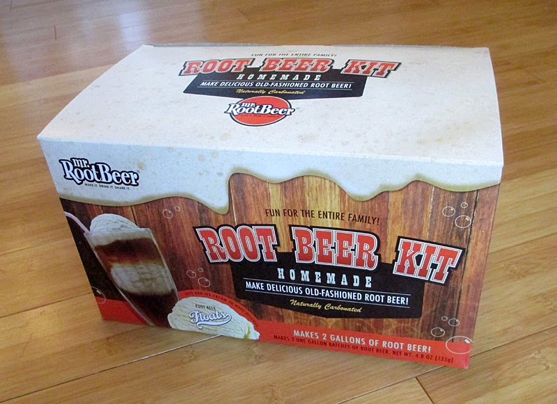 Mr. Root Beer Kit