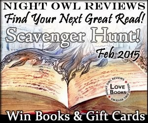 GET SCAVENGING! DON'T MISS OUT!
